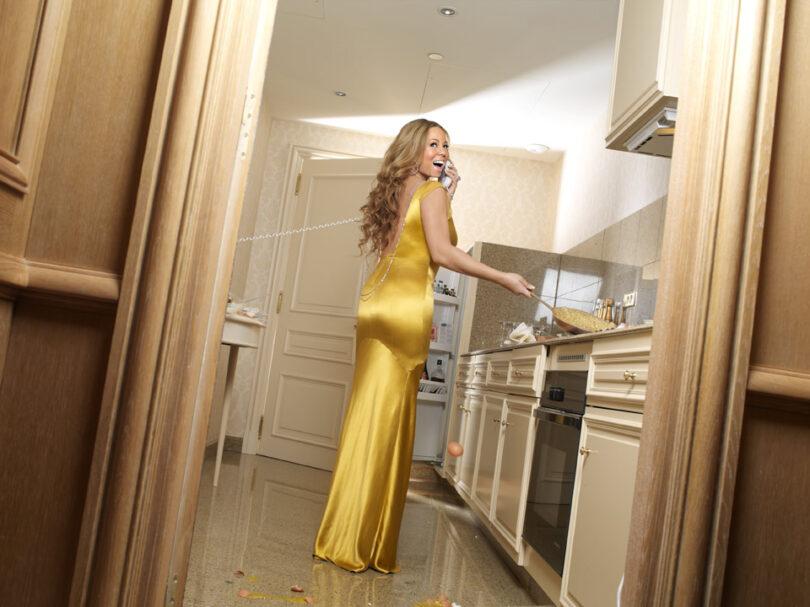 Mariah Carey by Sebastien Micke