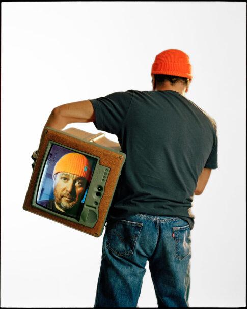 Philippe Starck by Derek Hudson