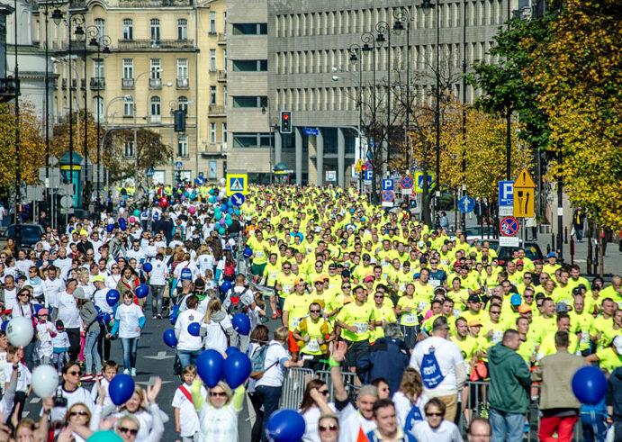 Biegnij Warsaw