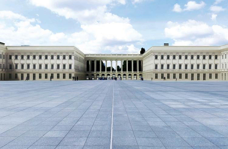 Saski Palace In The News
