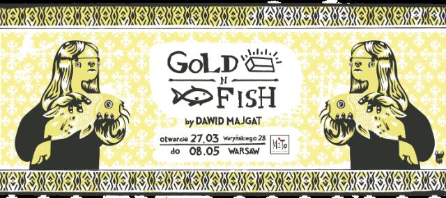 Exhibition: Dawid Majgat