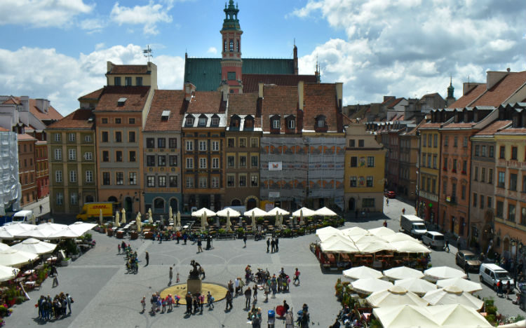 Notes: Museum of Warsaw