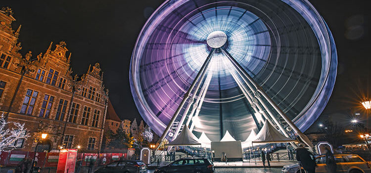 Xmas Travel: Gdańsk