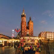 Xmas Travel: Kraków