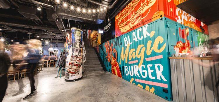 Black Real Burgers N'Bar