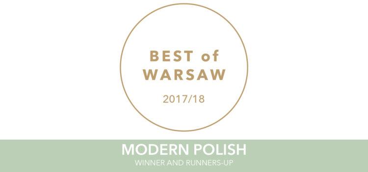 Best of Warsaw 2017 Modern Polish