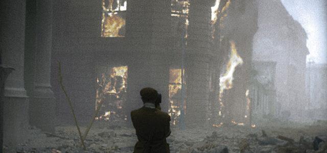 Warsaw Uprising: 1944