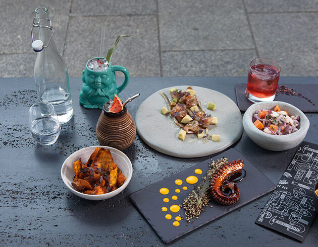 Review: Ceviche Bar