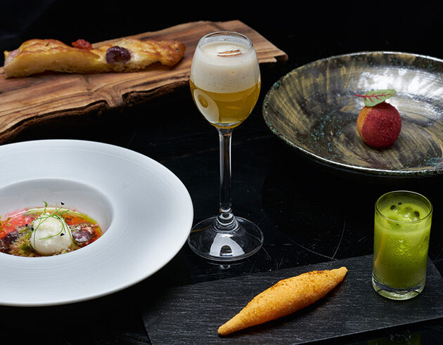 Sensual Cuisine Is The Result Of Passion