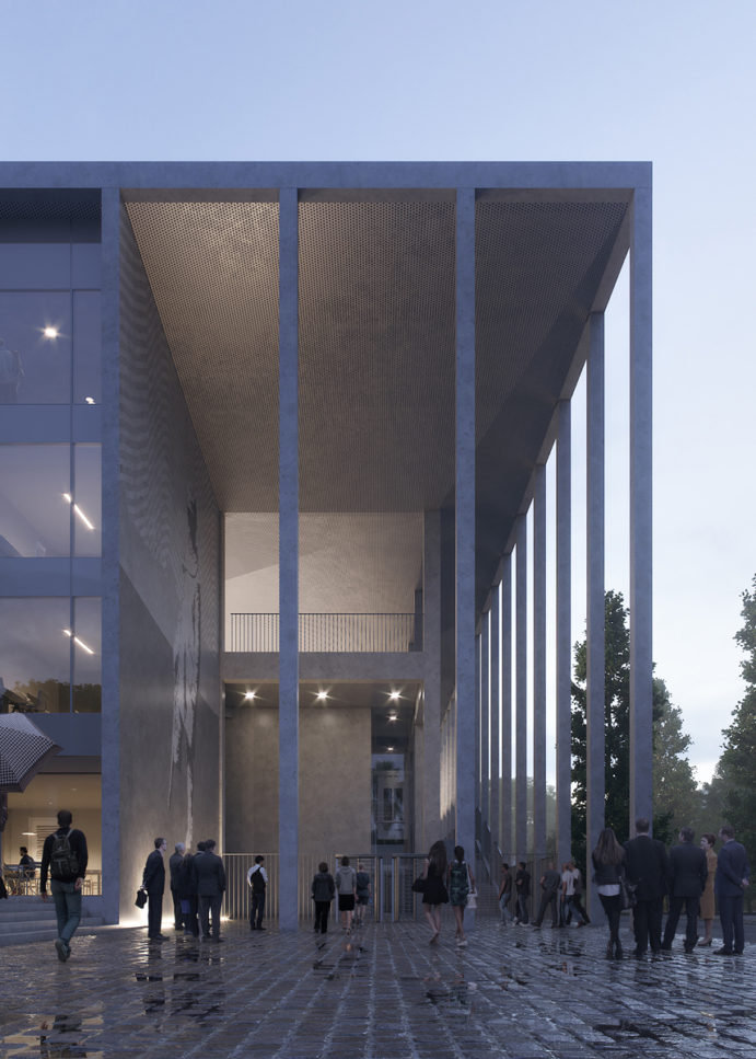 Polonia Redevelopment Announced