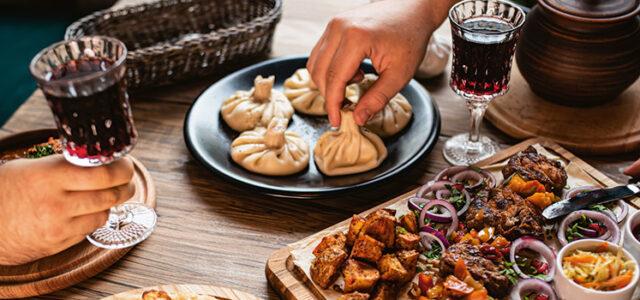 Top Five Georgian Restaurants