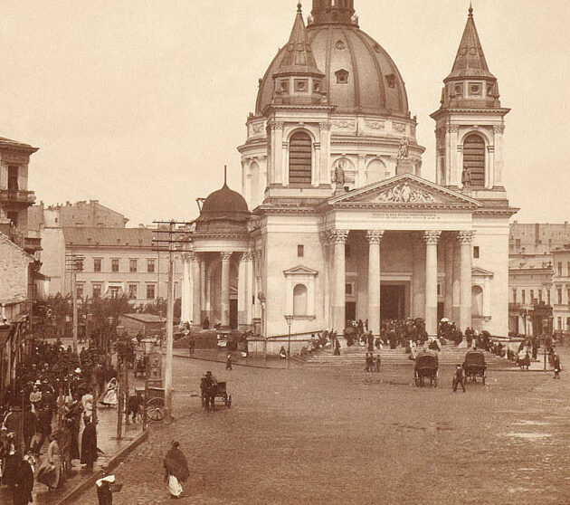 Warsaw as it was