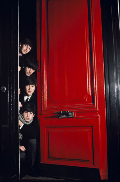 The Beatles by Jean-Marie Perier