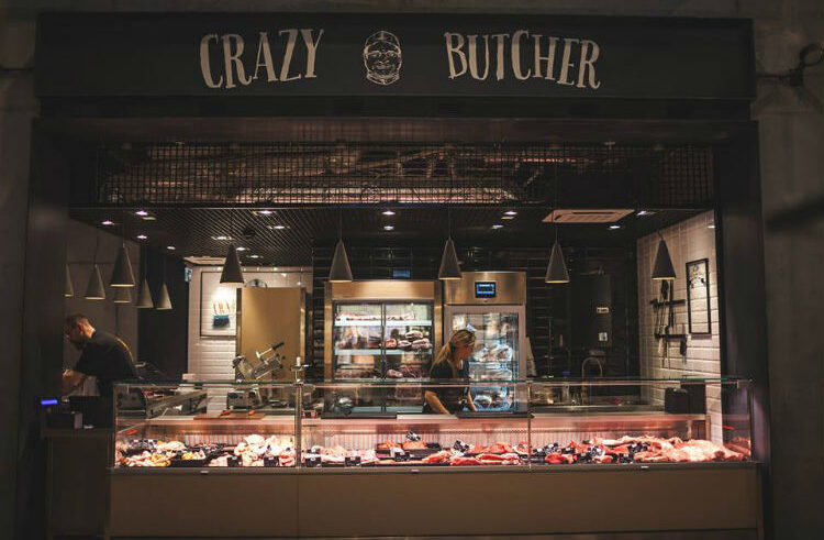 The Crazy Butcher