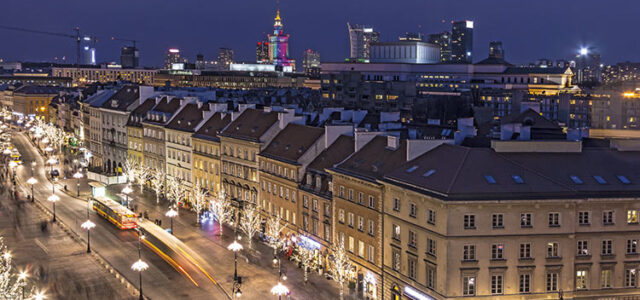 WSJ Names Warsaw A Must Visit