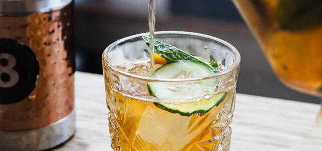 Nightlife: Pimm's O'Clock!
