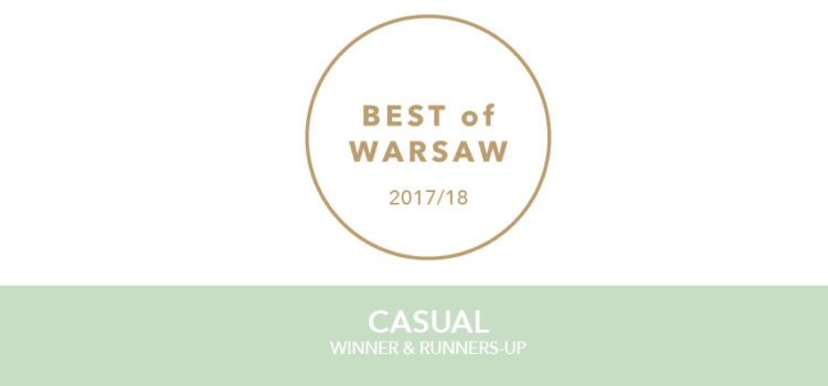 Best of Warsaw 2017 Casual