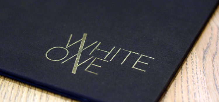 Notes: White One