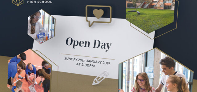 The Open Day at Akademeia High School