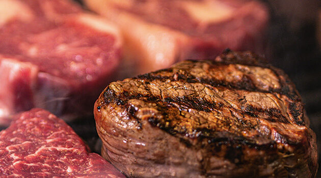 Raising The Steaks!