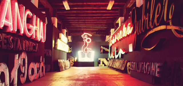 Warsaw's Neon Museum: What A Dazzler!